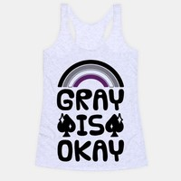 Gray Is Okay