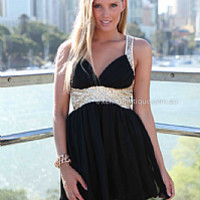 GOLDEN MOMENT DRESS , DRESSES, TOPS, BOTTOMS, JACKETS & JUMPERS, ACCESSORIES, 50% OFF SALE, PRE ORDER, NEW ARRIVALS, PLAYSUIT, COLOUR, GIFT VOUCHER,,Sequin,BACKLESS,Gold,SLEEVELESS,Black Australia, Queensland, Brisbane