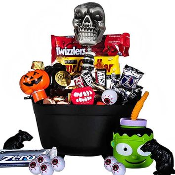 Witches' Potion Gift Basket