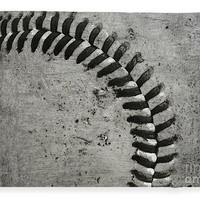 Baseball Fleece Blanket