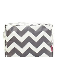 Chevron Cosmetic Bag - 2 Color Choices