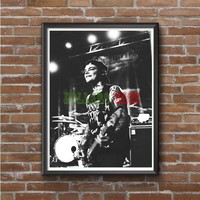 Ahren Stringer the Amity Affliction  Photo Poster 16x20 18x42