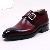 Cts Monk Hand Made shoe