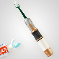 Doctor Who Sonic Screwdriver Electric Toothbrush at Firebox.com