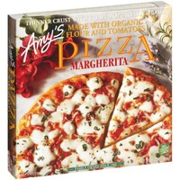Amy¬タルs Kitchen Margherita Pizza, 13 oz - Walmart.com
