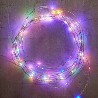 Extra-Long Multi-Colored Blinking Firefly String Lights - Urban Outfitters