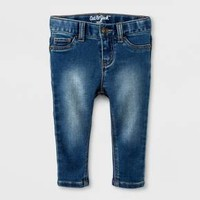 Toddler Girls' Skinny Jeans - Cat & Jack™ Medium Blue