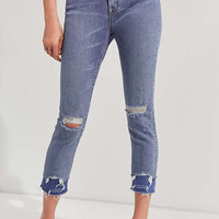 BDG Twig Crop High-Rise Skinny Jean - Double Vision - Urban Outfitters