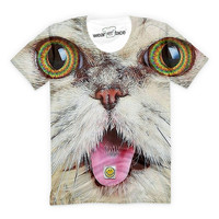 Ready for Liftoff Cat T-Shirt
