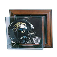 Oakland Raiders NFL Case-Up Full Size Helmet Display Case (Black)