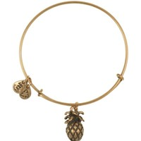 Alex and Ani Pineapple Expandable Wire Bangle   Bloomingdales's