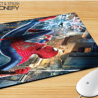 The Amazing Spiderman Poster Mousepad Mouse Pad|iPhonefy