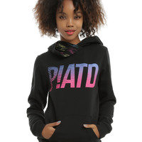 Panic At The Disco Girls Cowl Neck Hoodie