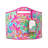 Lilly Pulitzer Beverage Bucket- Spot Ya