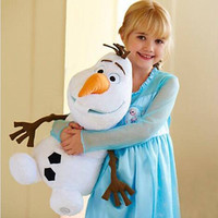Plush Olaf from Frozen. 30cm