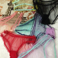 Pretty Frilly Panties