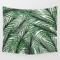 Tropical Wall Tapestry by Elly Liyana
