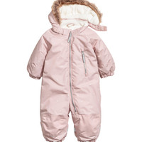 Padded Outdoor Snowsuit - from H&M