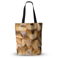 "Fortune Cookie Chinese Food Print Unique Mom Grocery Diaper Beach Tote Bag 18""x18"""