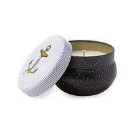 FOREVER 21 Scented Anchor Candle White/Gold One