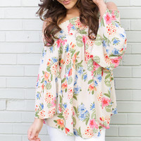 In Full Bloom Top - What's New
