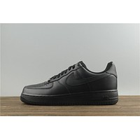 Nike Air Force 1 '07 Black 315115 038 | Best Deal Online