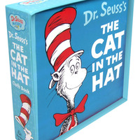 Random House The Cat in the Hat Cloth Book
