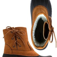 SALE Duck Boots