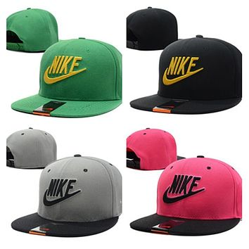 Nike: fashion men and women sports hat-1