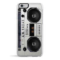 Boombox iPhone 6 Case