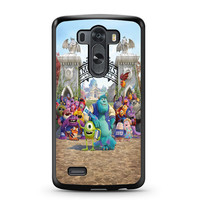 Monster Inc 2 LG G3 Case