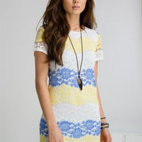 Spring Breeze Dress