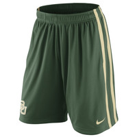 Nike Baylor Bears Team Issue Shorts - Green