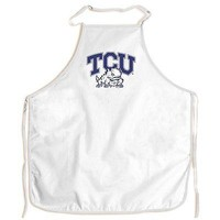 TCU Horned Frogs Official NCAA Adult One Size BBQ Grill Chef's Apron by  ...