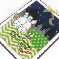 Somebunny Loves You, Friendship Card, Boyfriend Card, Hisband Card, For Her, Anniversary Card