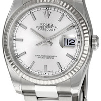 Rolex Datejust Mens Automatic Watch 116234-SSO