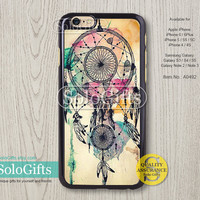 Dream Catcher, iPhone 6 case iPhone 6 Plus case, iPhone case, iPhone 5 case, iPhone 5S Case, Galaxy S5 S4 S3 Note 2 Note 3, A0492