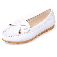 Slip On Shoes For Women Loafers Moccasin