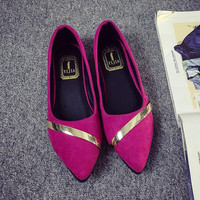 High Quality Flat Rubber Shoes