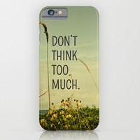 Travel Like A Bird Without a Care iPhone & iPod Case by Olivia Joy StClaire