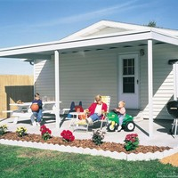 Arrow 10x20 Attached Carport at Storage Sheds Direct ships FREE