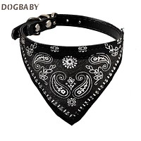 Adjustable Pet Dog Puppy Cat Neck Scarf Bandana Collar Neckerchief Bufandas para mascotas Hot 17Mar23