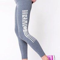 Heather Grey RMC Legging