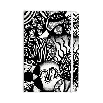"""Pom Graphic Design """"Circles and Life"""" Everything Notebook"""