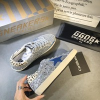 Golden Goose Ggdb Superstar Sneakers With All-over Swarovski Crystals Reference #10705 - Best Online Sale