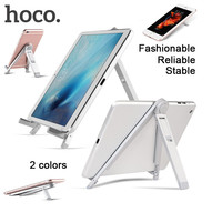 HOCO Mobile Phone Tripod Standing Desk Cell Phone Holder Support For Smartphone Accessories For iPhone iPad Universal Tablet