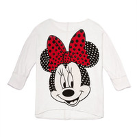 Sparkling Minnie Mouse Top (Kids)