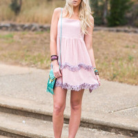Layers of Rose Dress