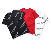 Balenciaga Fashion and Leisure T-shirt