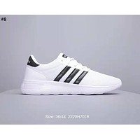 ADIDAS new sports wearable lightweight casual running shoes #8